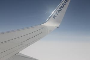 Ryanairilla Bergamoon